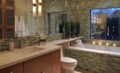 Bathroom Remodel by Spaces Interior Design