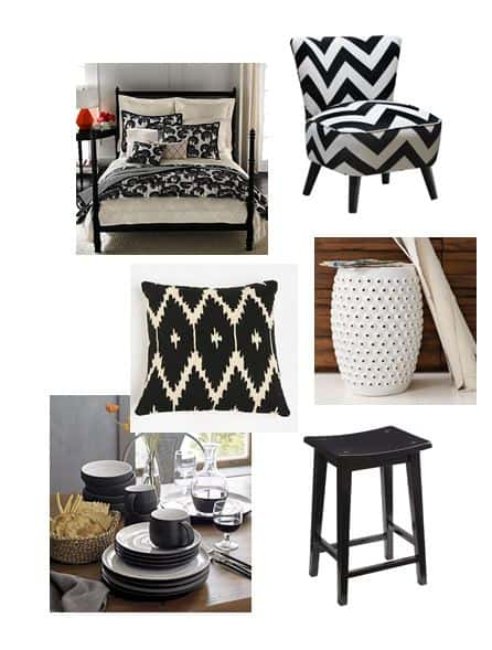 Have a passion for fashion?  Why not add some hot Spring trends into your home decor?