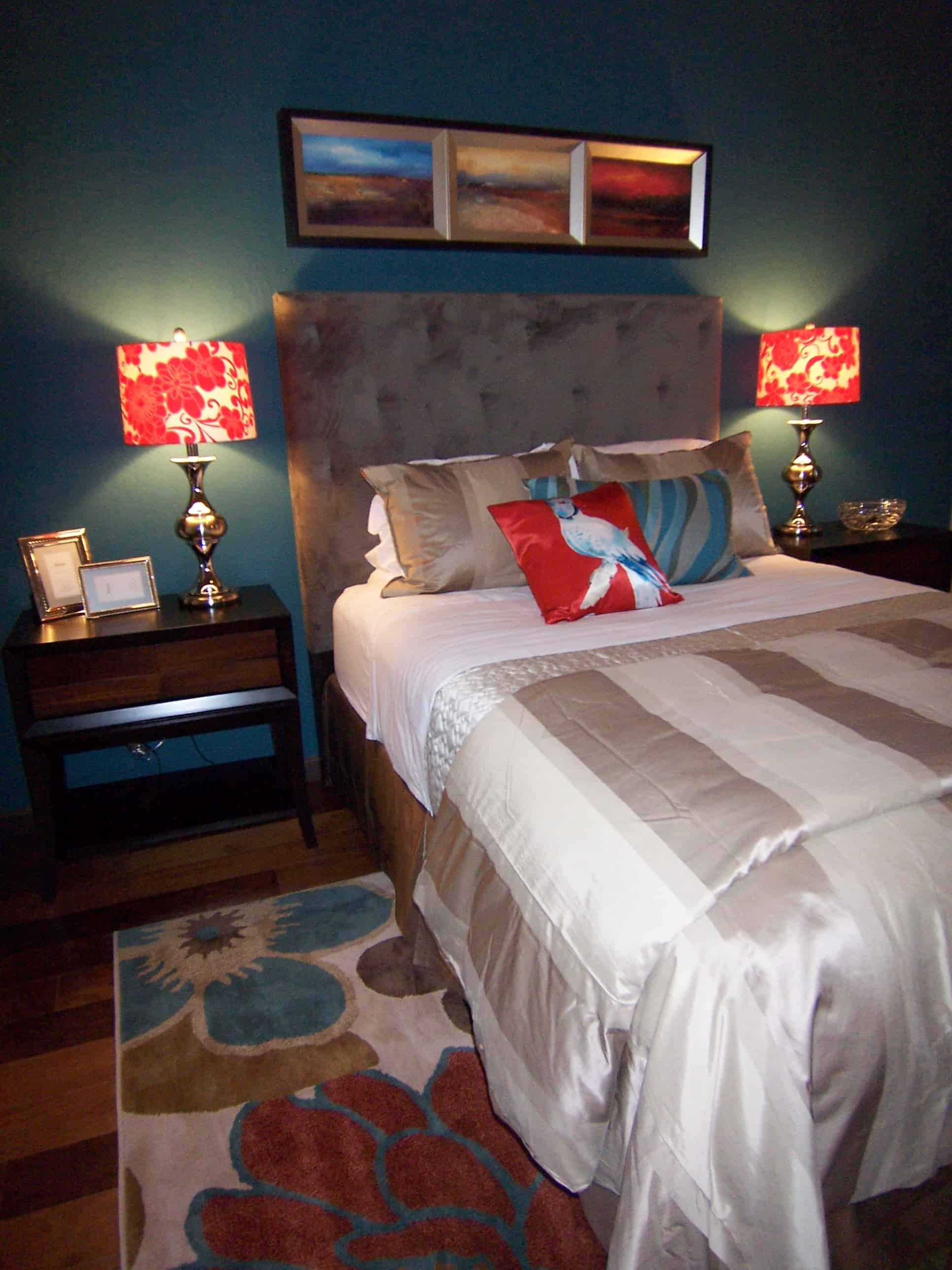 bedroom redo interior design decorator home remodel scottsdale