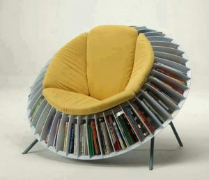 Perfect For A Small Reading Nook!