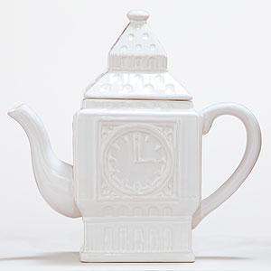 London Olympics Beg Ben teapot