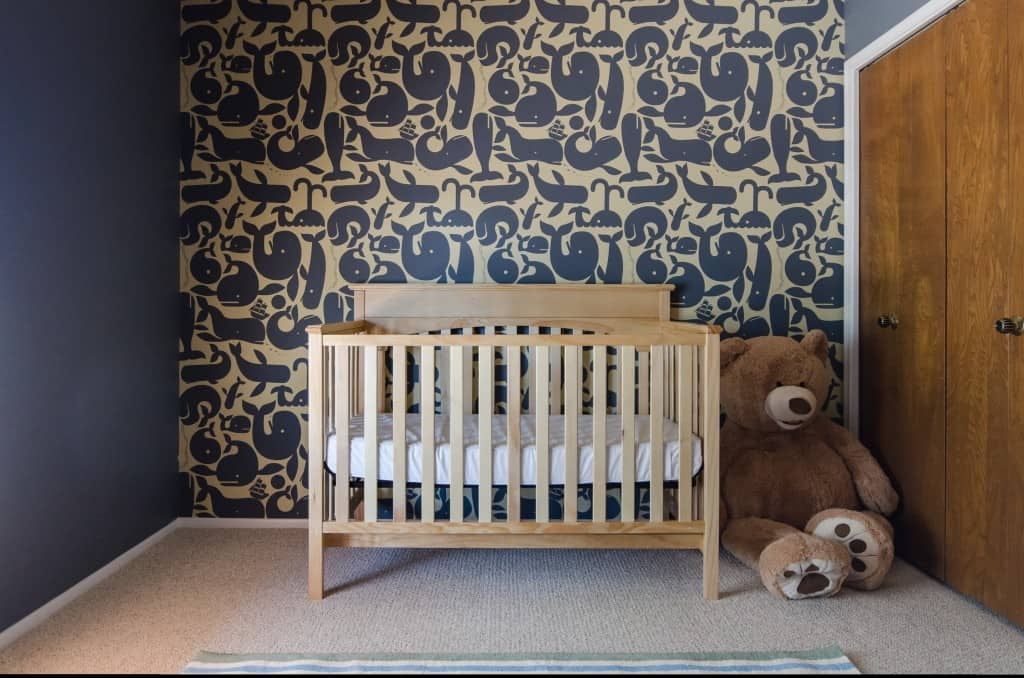 Could this nursery be any more adorable?